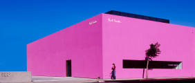 Hello-My-Name-Paul-Smith-Design-Museum-L.A-TOP Image copyright Paul Smith