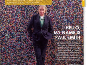 Hello My Name is Paul Smith Review Platform Sayuri Standing